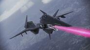 ADF-01 FALKEN Infinity flyby 3