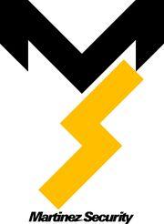 Martinez Security logo
