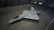 YF-23 AC7 Color 1 Hangar