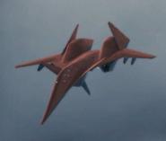 ADF-01 -Z.O.E.- Flyby 2