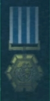 AC5 Gold Anchor Medal