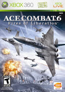 Ace Combat 6 Box Art North America