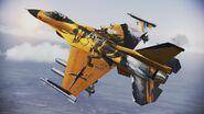 F-2A -Shogun- Flyby 7
