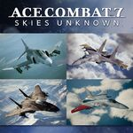 F-4E Phantom II + 3 Skins