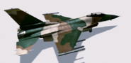 F-16C Event Skin 01 Hangar 2