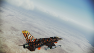 F-16F -DR- Event Skin 01 Flyby 4