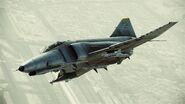 F-4E Dubai Flyby