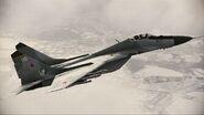 MiG-29 Russian AF