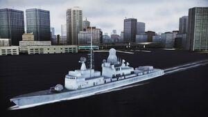 Cassard-class frigate (ACI)