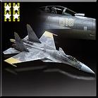 Su-37 -Gene-