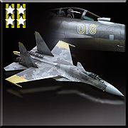 Su-37 -Gene- Infinity Icon