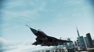 T-50 -Albireo- over Dubai Night Assault (HARD)