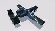 A10 Oruma Hangar