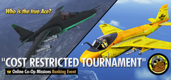 Cost Restricted Tournament Banner