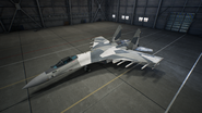Su-35S AC7 Color 3 Hangar