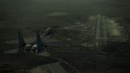 Garuda 1 Landing