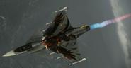 Gripen C -Griffon- Flyby