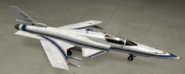 X-29A Special color hangar