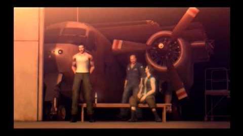 Ace Combat 5 The Unsung War - E3 2004 Show Reel (japanese voice edition)