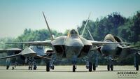 Ace Combat Infinity#Aircraft