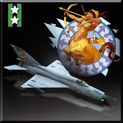 MiG-21bis -Sagittarius- Icon