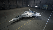 Su-57 AC7 Color 2 Hangar