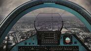ACAH PAK-FA Cockpit