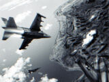 Battle of Aubrey Air Base