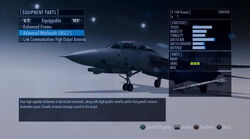 F-14A Tomcat in Ace Combat Infinity