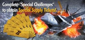 SpecialSupplyTicket Challenges