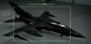 Tornado GR.4 Razgriz color Hangar