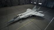MiG-31B AC7 Color 6 Hangar