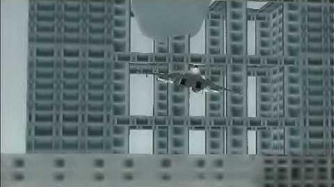 Ace Combat X2 Joint Assault Japanese Version Trailer