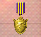 Ace x2 mp medal gold flight
