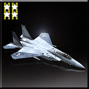 F-15C -Cipher- Icon