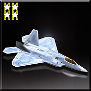 F-22A -Scarface1- Icon