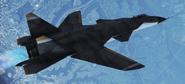 "Su-47 ""Gault"" Skin Flyby"