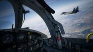 F-104C -Avril- Cockpit