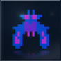 GALAGA 05 Infinity Emblem