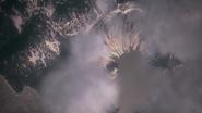 Antenora Crater Birds Eye