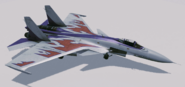 """Su-33 """"AC"""" Skin -01 Hangar"""