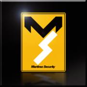 Martinez Security emblem (ACI)