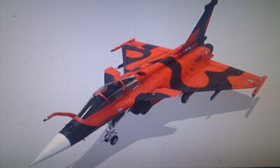 Rafale Gefahr Squadron