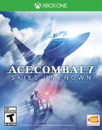 AC7 Xbox One Box Art North America