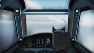 Bf109 FA cockpit