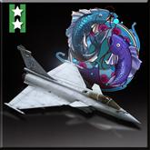 Rafale M -Pisces-Icon