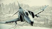 ACAH F-4E