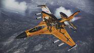 F-2A -Shogun- Flyby 4