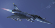 Mirage 2000-5 Flyby