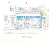 Sky Kid Café (Front)